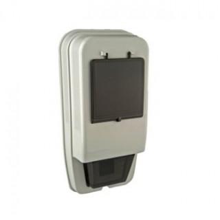 Щиток под трехфазный электронный/механический счетчик IP54 (0841) (под один 3-х полюсный автомат)