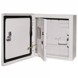 Корпус металлический ЩУ-1/2 двух дверный IP54 (310х300х160)