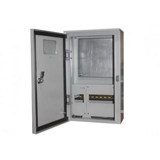 Щит учета ЩУЭ-3/1 IP54 с защитной панелью (500х300х150)