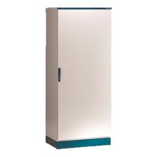 Щит ECOMP моноблочный 1400х800х300 (ВхШхГ) с монт. панелью, нерж. cталь, IP55