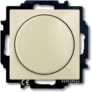 Светорегулятор 60-400 Вт ABB Basic 55 (сл.кость)