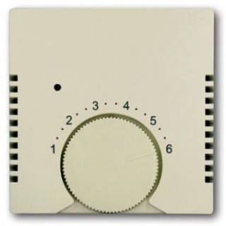 Лицевая панель для термостата 1094U, 1097U ABB basic 2025U (сл.кость)