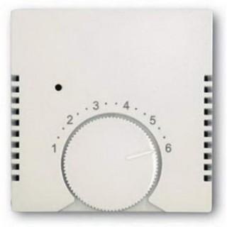 Лицевая панель для термостата 1094U, 1097U ABB basic 2025U (шале-белый)