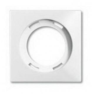 Лицевая панель для световых сигнализаторов скрытой установки ABB basic (белый)