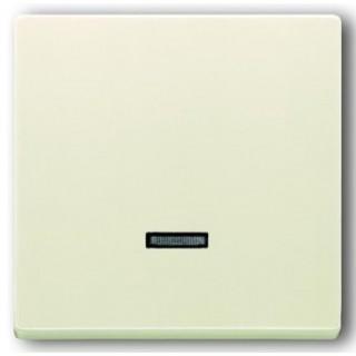 Лицевая панель для светорегуляторов 6524U, 6550U, 6560U, 6593U, 6401U, 6402U ABB basic (сл.кость)