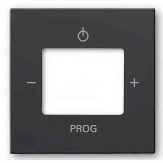 Лицевая панель для цифрового радио 8215U ABB basic (шато-черный)