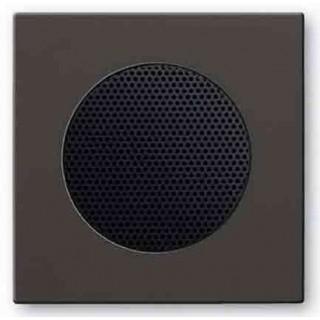 Лицевая панель для громкоговорителя 8223U ABB basic (шато-черный)