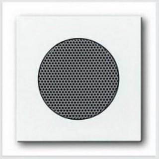 Лицевая панель для громкоговорителя 8223U ABB basic (белый)