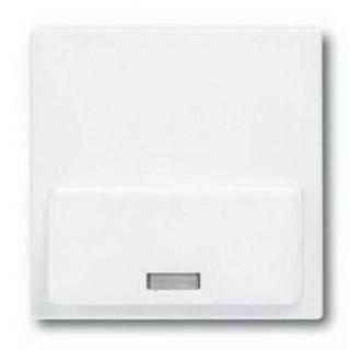 Лицевая панель для Busch-iDock 8218U ABB basic (белый)