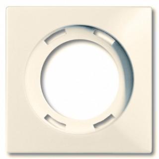 Лицевая панель для световых сигнализаторов скрытой установки ABB basic (сл.кость)