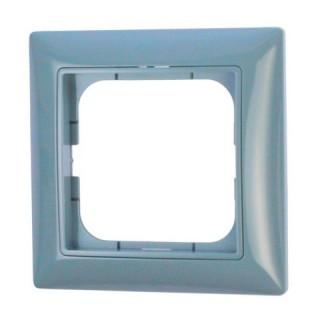 Рамка на 1 пост ABB basic 55 (синий)
