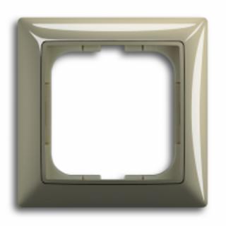 Рамка на 1 пост ABB basic 55 (бежевый)