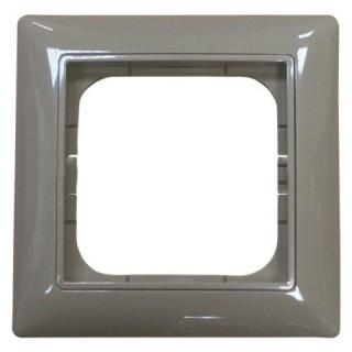 Рамка на 1 пост ABB basic 55 (серый)