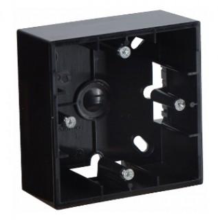 Коробка для наружного монтажа 1 местная Simon 1590751-032 черный