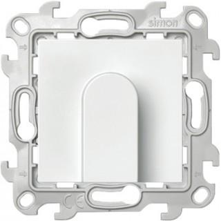 Вывод кабеля Simon 2410801-030 белый
