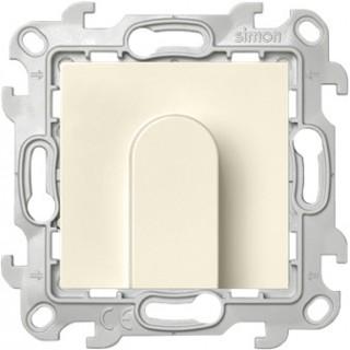 Вывод кабеля Simon 2410801-031 слоновая кость