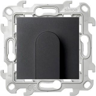 Вывод кабеля Simon 2410801-038 графит