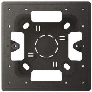 Монтажная коробка для накладного монтажа 1 модуль Simon 2400751-038 графит