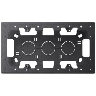 Монтажная коробка для накладного монтажа 2 модуля Simon 2400752-038 графит