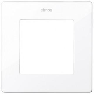 Рамка на 1 пост Simon 2400610-030 белый