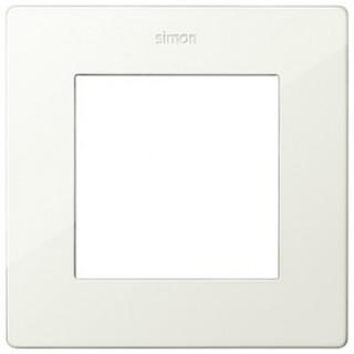 Рамка на 1 пост Simon 2400610-031 слоновая кость