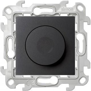 Светорегулятор 450В Simon 2410313-038 графит
