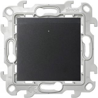 Карточный выключатель Simon 2410526-038 графит