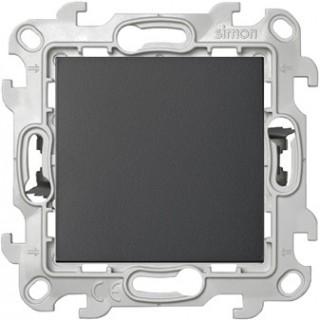 Кнопочный выключатель Push&Go Simon 2420150-038 графит