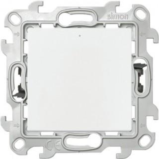 Переключатель с подсветкой Push&Go Simon 2420204-030 белый