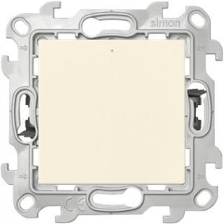 Переключатель с подсветкой Push&Go Simon 2420204-031 слоновая кость