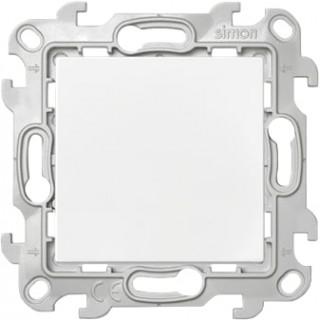 Кнопочный выключатель Simon 2450150-030 белый