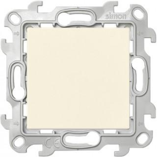 Одноклавишный выключатель Simon 2450101-031 слоновая кость