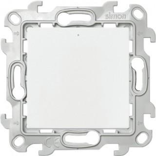 Переключатель Simon 2450204-030 с подсветкой белый