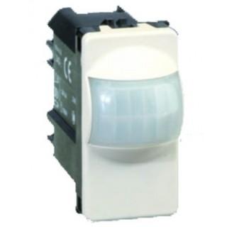 Выключатель-детектор движения узкий Simon 27342-34 белый