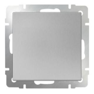 Декоративная заглушка WL06-70-11 серебряный