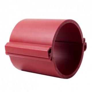 Труба разборная для подземной укладки кабеля ПЭ 06160/2 BA KOPOHALF (красная)