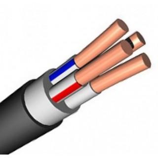 Кабель ВВГ 4х4 мм. силовой электрический ГОСТ