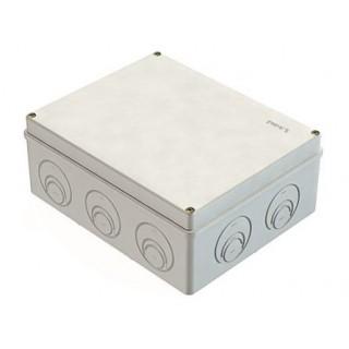 Коробка распределительная наружной установки 240х195х90мм IP55