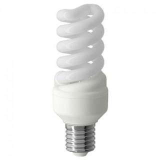 Лампа энергосберегающая 11Вт Е27 2700К mini