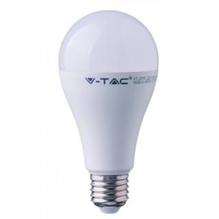 Светодиодная лампа 15 Вт А65 Е27 4000К термопластик