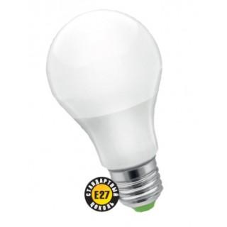 Лампа светодиодная 10Вт Е27 6000К