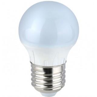Светодиодная лампа 7W 3000K Е27 шар