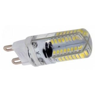 Лампа светодиодная 6W 220V цокаль G9 4000K