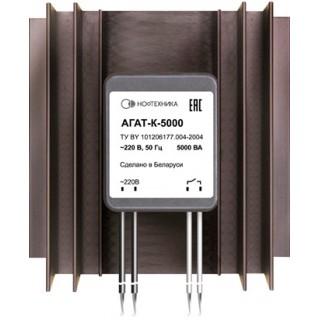 Кнопочный диммер (светорегулятор) Агат-К-5000