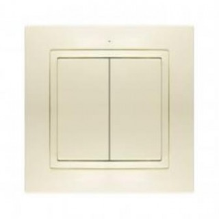 Пульт кнопочный nooLite универсальный PB411 (4 канала) бежевый