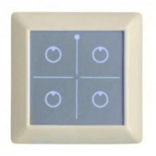 Пульт сенсорный nooLite PU411 (4 канала управления) бежевый