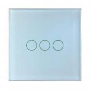 Пульт сенсорный nooLite универсальный PG311 белый (стекло)