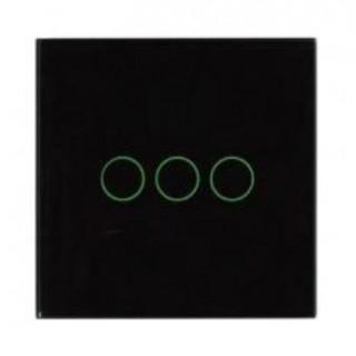 Пульт сенсорный nooLite универсальный PG311 черный (стекло)