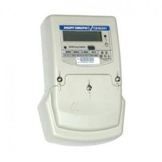 Счетчик электроэнергии электронный СЕ 102BY S6 145 AKV  (5-60)А