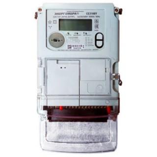 Счетчик активной и реактивной электроэнергии CE318BY S39.643.JAPRG.UYVFL